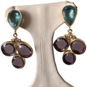 Anthropologie Semi Precious Drops