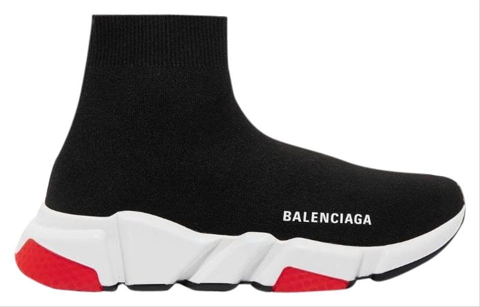 a89b057d1ce1 Balenciaga Speed Trainer High Top Sock Sneakers Sneakers. Size  US 6 ...