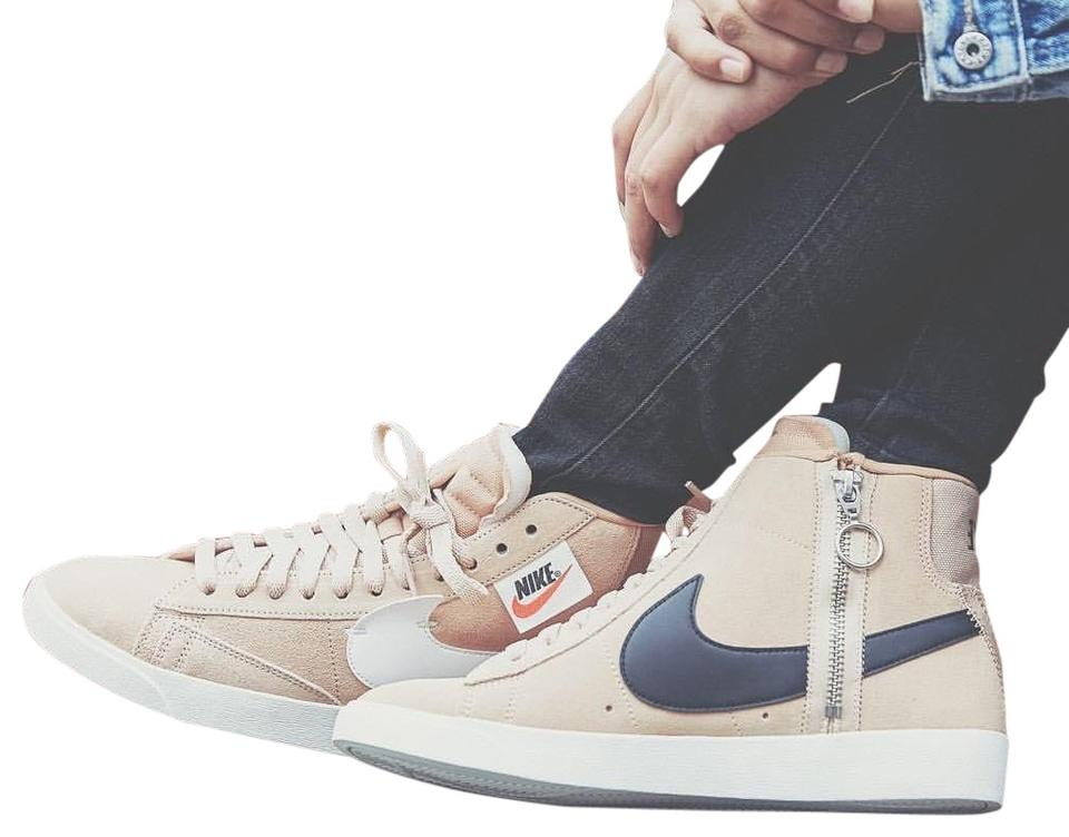 blazer mid rebel casual shoes