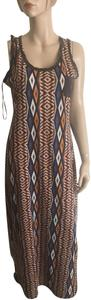 Multicolor Maxi Dress by Olive + Oak