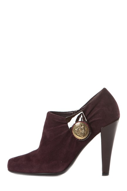 Item - Purple Hysteria Suede Boots/Booties Size US 6.5 Regular (M, B)