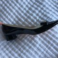 Kate Spade black and white Flats Image 1
