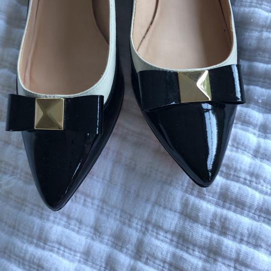 Kate Spade black and white Flats Image 6