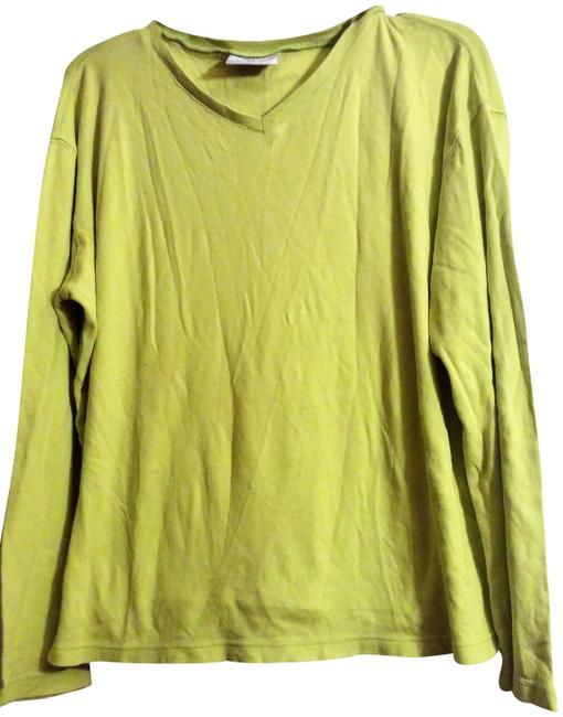 Preload https://img-static.tradesy.com/item/24751737/westbound-sleeve-popular-size-lime-green-sweater-0-1-650-650.jpg
