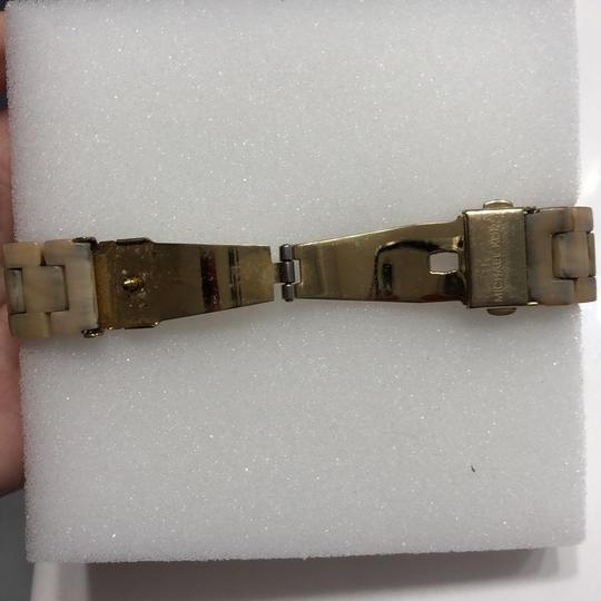 Michael Kors Michael Kors 5039 Jersey Mother of Pearl Watch Image 2
