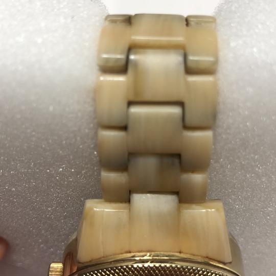 Michael Kors Michael Kors 5039 Jersey Mother of Pearl Watch Image 4