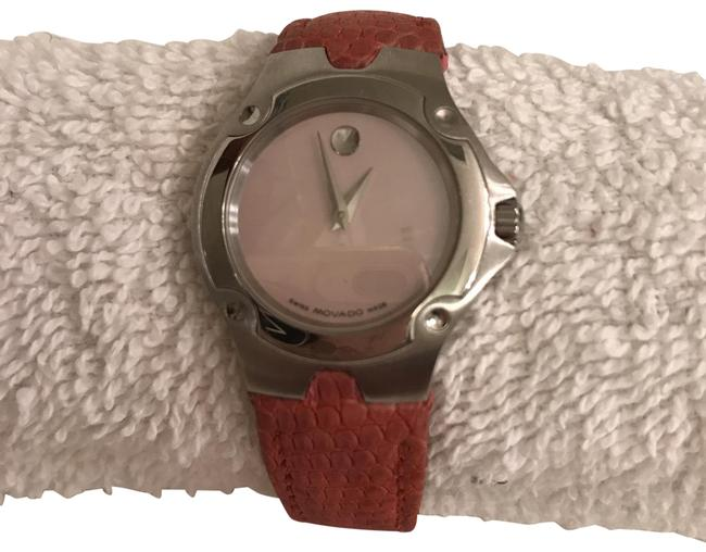 Item - Silver Pink Sports Edition Ladies Watch