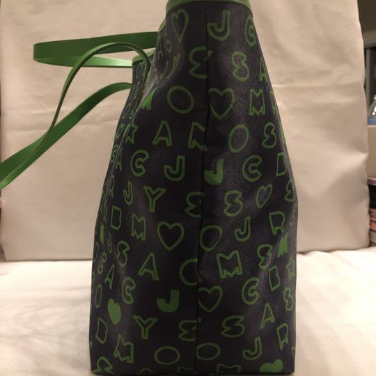 Marc by Marc Jacobs Tote in blue and green Image 5