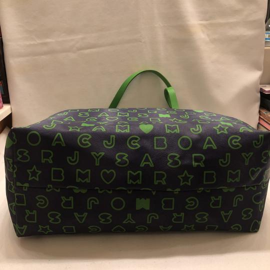Marc by Marc Jacobs Tote in blue and green Image 6