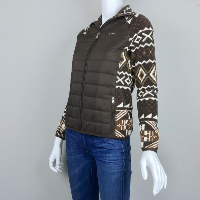 Lauren Ralph Lauren Fleece Jacket Athletic Aztec Jacket Image 2