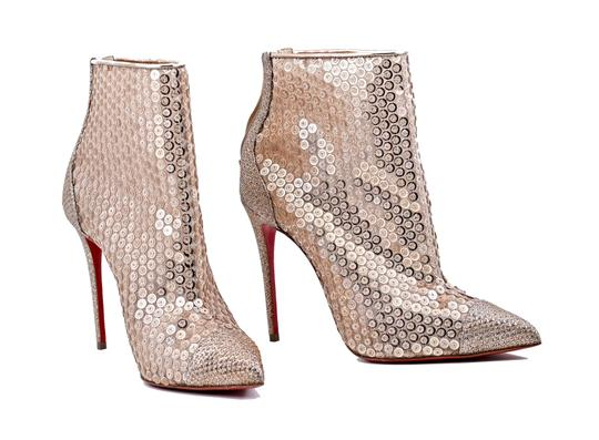 Preload https://img-static.tradesy.com/item/24752040/christian-louboutin-nude-gipsy-sequin-bootsbooties-size-eu-385-approx-us-85-regular-m-b-0-1-540-540.jpg