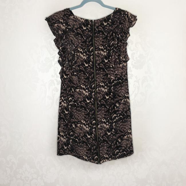 Madewell short dress Black Silk Ruffle on Tradesy Image 4