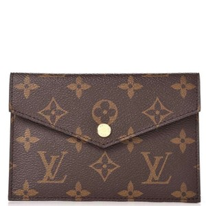 Louis Vuitton Daily Organizer Envelope Red Insert