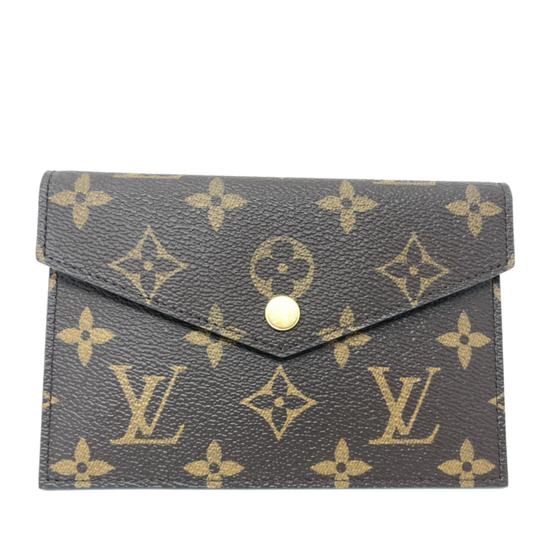 Louis Vuitton Daily Organizer Envelope Red Insert Image 1