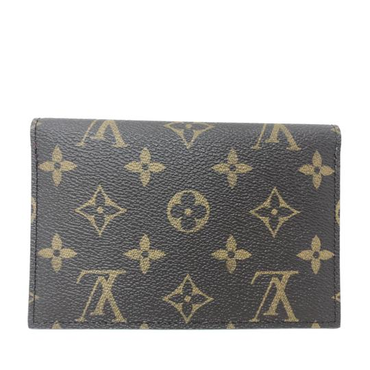 Louis Vuitton Daily Organizer Envelope Red Insert Image 2