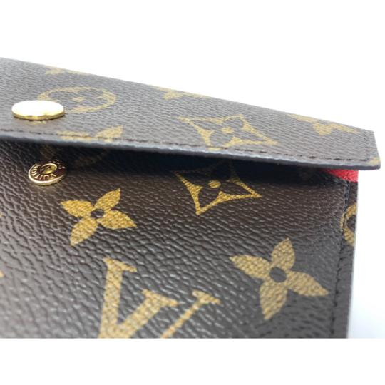 Louis Vuitton Daily Organizer Envelope Red Insert Image 3
