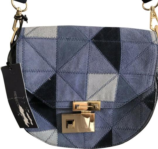 Preload https://img-static.tradesy.com/item/24752231/rebecca-minkoff-new-w-patches-blueblack-suede-leather-cross-body-bag-0-1-540-540.jpg