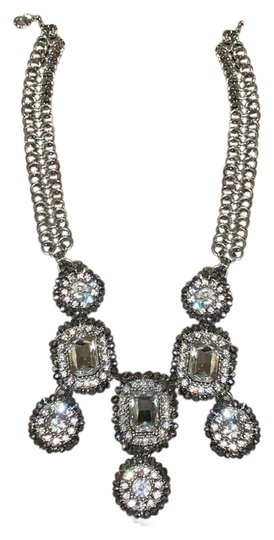 Preload https://img-static.tradesy.com/item/24752359/lord-and-taylor-silver-ghj-necklace-0-1-540-540.jpg