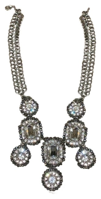Lord & Taylor Silver Ghj Necklace Lord & Taylor Silver Ghj Necklace Image 1