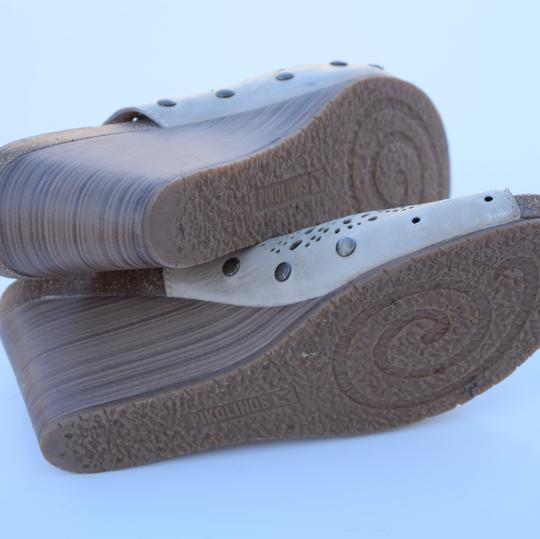 PIKOLINOS light sage Wedges Image 5