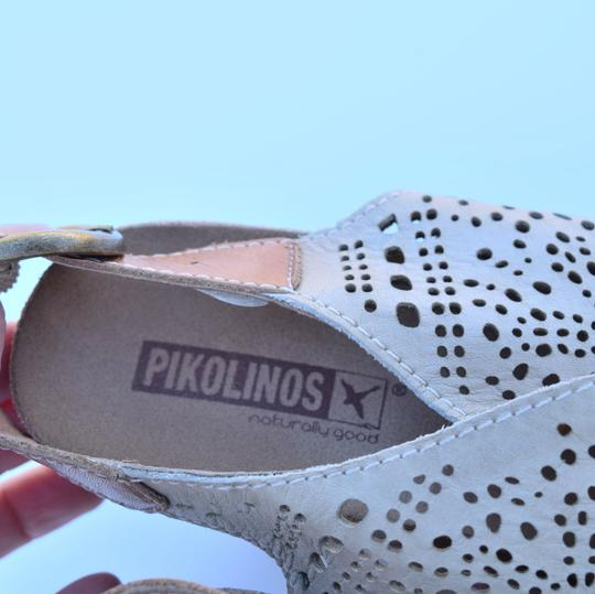 PIKOLINOS light sage Wedges Image 7