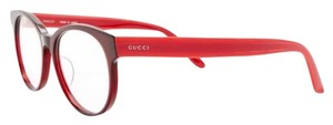 Gucci Authentic Gucci 52mm Rounded cat Signature adjustable sunglasses