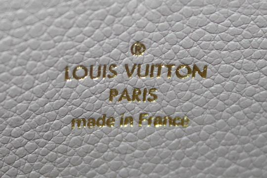 Louis Vuitton Louis Vuitton Mastic Monogram Empreinte Leather Zippy Wallet Image 10