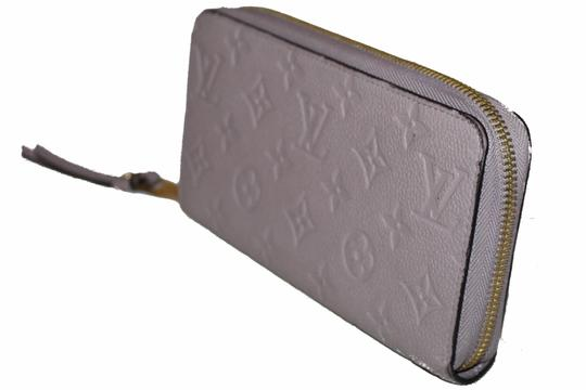 Louis Vuitton Louis Vuitton Mastic Monogram Empreinte Leather Zippy Wallet Image 2