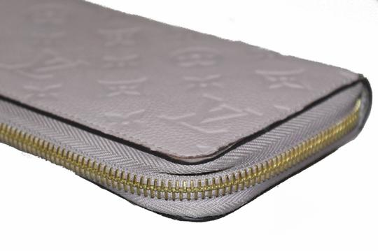 Louis Vuitton Louis Vuitton Mastic Monogram Empreinte Leather Zippy Wallet Image 5