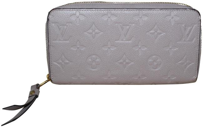 Louis Vuitton Mastic Zippy Monogram Empreinte Leather Wallet Louis Vuitton Mastic Zippy Monogram Empreinte Leather Wallet Image 1
