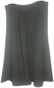 Versace Couture Skirt Black