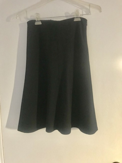 Versace Couture Skirt Black Image 1