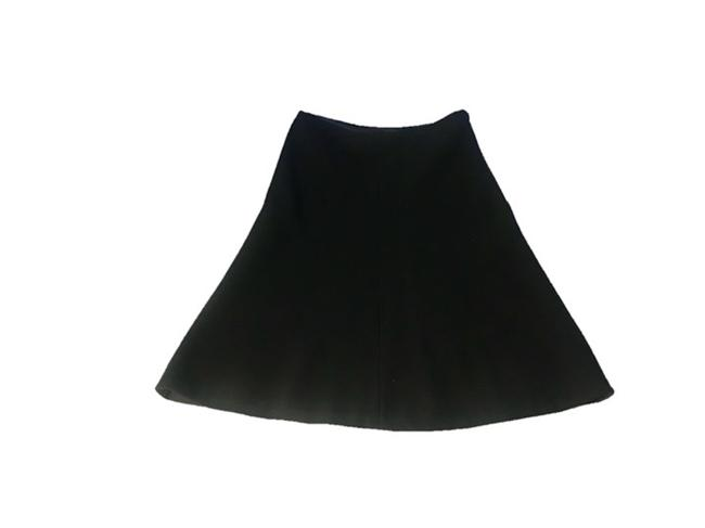 Versace Couture Skirt Black Image 2