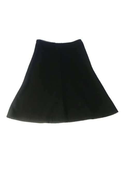 Versace Couture Skirt Black Image 3