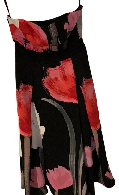 Preload https://img-static.tradesy.com/item/24752456/rachel-roy-black-pink-and-red-fh-mid-length-short-casual-dress-size-0-xs-0-1-650-650.jpg