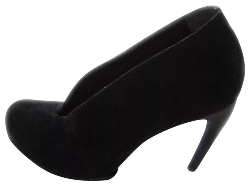e7169d87dd95 Balenciaga Black Suede Leather Stilettos Pumps Size EU 39 (Approx ...
