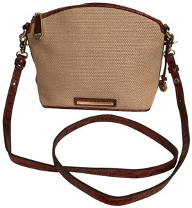 Brahmin Purse Handbag Shoulder Clutch Weekend/Travel Cross Body Bag