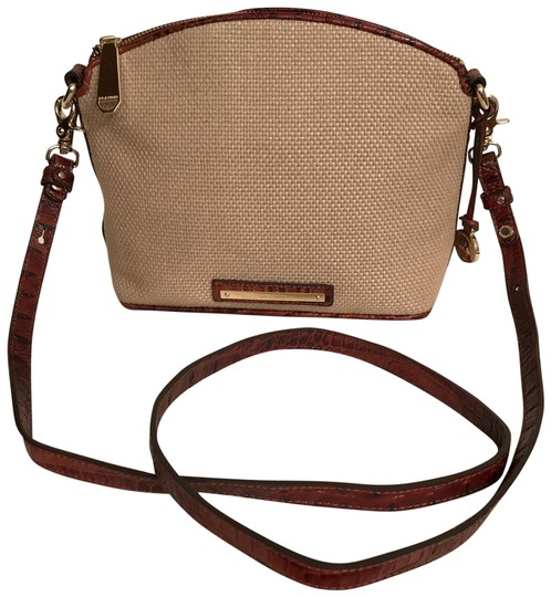Preload https://img-static.tradesy.com/item/24752564/brahmin-mini-duxbury-harbor-convertible-beige-brown-canvas-cross-body-bag-0-1-540-540.jpg