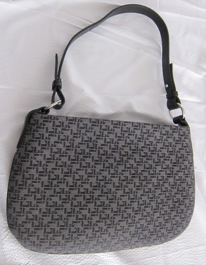 Loewe With Made In Spain Textile And Leather Shoulder Bag Image 2