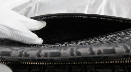 Loewe With Made In Spain Textile And Leather Shoulder Bag Image 5