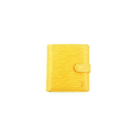 Preload https://img-static.tradesy.com/item/24752665/louis-vuitton-yellow-epi-coated-leather-bifold-snap-folio-france-wallet-0-0-540-540.jpg