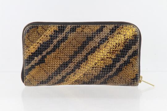 Prada Prada Natural Python Zip-Around Wallet Image 2