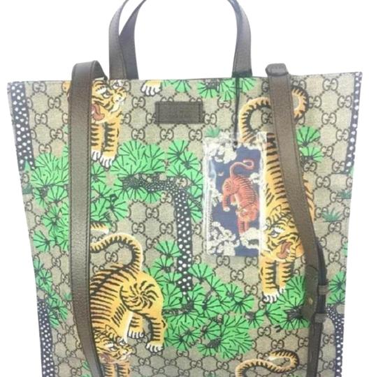 Preload https://img-static.tradesy.com/item/24752806/gucci-bengal-tiger-large-with-shoulder-strap-supreme-coated-multicolored-canvas-canvasleather-tote-0-4-540-540.jpg