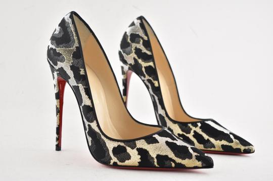 Christian Louboutin Sokate Kate Pigalle Stiletto Classic Black Pumps Image 3