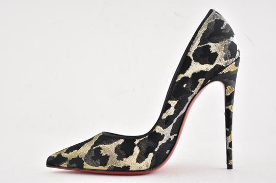 Christian Louboutin Sokate Kate Pigalle Stiletto Classic Black Pumps Image 7