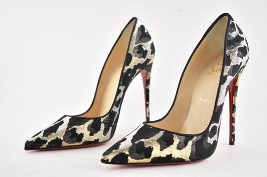 Christian Louboutin Sokate Kate Pigalle Stiletto Classic Black Pumps Image 8