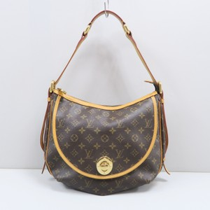 71cdfcc70540 Louis Vuitton Lv Monogram Tulum Gm Canvas Hobo Bag