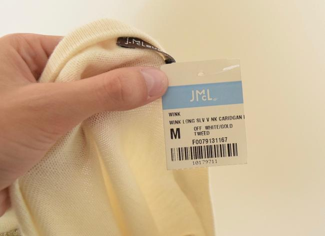 J.McLaughlin Longsleeve Knit Button Up Sweater Cardigan Image 4