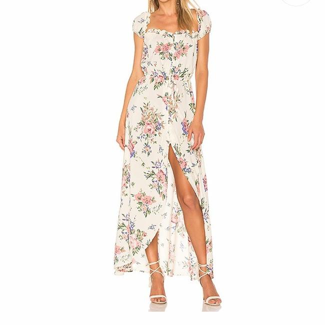Natural Maxi Dress by Auguste Image 1