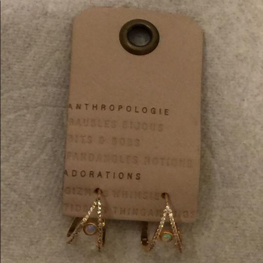 Anthropologie Anthropologie beautiful earring Image 3